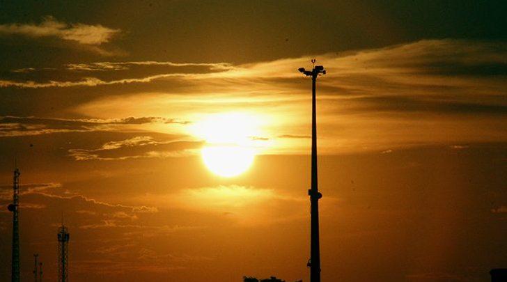 MS tem predomínio de tempo seco e calor de 36°C para a região pantaneira