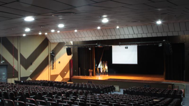 UFMS fará concurso literário para homenagear 50 anos do Teatro Glauce Rocha